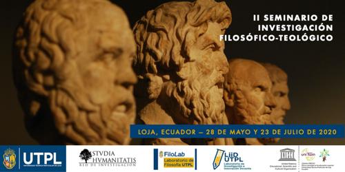 II SEMINARIO DE INVESTIGACIÓN FILOSÓFICO-TEOLÓGICO
